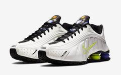 """浓浓的夏日气氛!全新的 Nike Shox R4""""White Flash"""" 将于下周登场"""