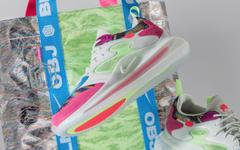 活泼跳脱的配色!Nike Air Max 720 OBJ 即将登场