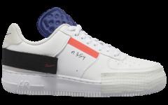 造型很有意思!Nike AF1 Low Type 首次亮相