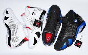 本周四發售!Supreme x Air Jordan 14 不要錯過了