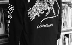 吸睛的 Aries 图案加持!《i-D》携手 Aries 推出限定 T 恤系列