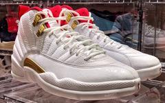 鞋面暗藏精致图案!Air Jordan 12 篮球世界杯配色了解一下