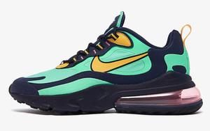 超多配色选择!顶级缓震的复古潮鞋 Nike Air Max 270 React 发布