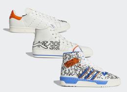 趣味涂鴉印花加持!Keith Haring x adidas Originals 推出全新系列