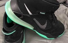 质感不俗的全新杂交鞋款,Jordan Mars 270 夜光配色曝光