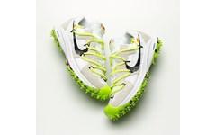 夸张的机能风外观!Off-White x Nike Zoom Terra Kiger 5 全新联名即将登场