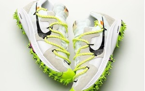 夸張的機能風外觀!Off-White x Nike Zoom Terra Kiger 5 全新聯名即將登場