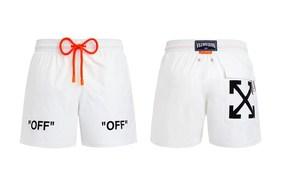 细节颇多!Off-White™ x VILEBREQUIN 携手推出联名泳装系列