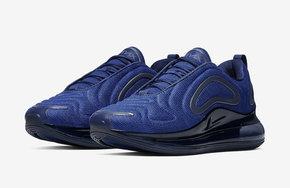 深邃的午夜蓝,Nike Air Max 270 新配色即将发售