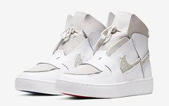 和PSNY Air Force 1 High有幾分相似,Nike發布全新解構鞋型