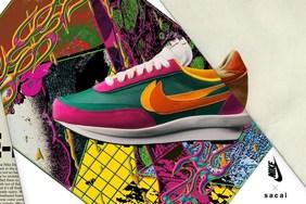 還有更多入手機會,Sacai x Nike LDWaffle三款新配色下月發售