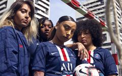 致敬 30 年的合作關系!巴黎圣日耳曼 x Nike 發布 2019-2020 復古系列球衣