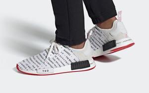 彈幕式鞋面有點意思!全新的 adidas NMD R1 Tokyo 即將上架