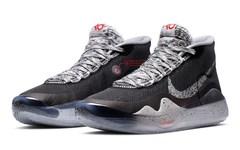 這款黑水泥你給打幾分?Nike KD 12 全新配色即將登場