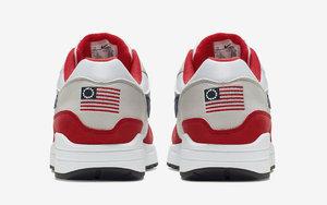 """旗帜设计造质疑!Nike Air Max 1""""7月4日"""" 被下架"""