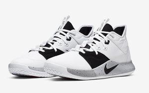 """簡單清爽的全新配色!Nike PG 3""""Moon"""" 八月登場"""