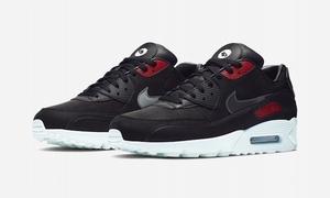 """黑膠唱片 logo 有點獨特!Nike Air Max 90 Premium""""Vinyl"""" 下月登場"""