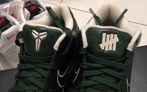 重磅聯名來襲!Undefeated x Nike Kobe 4 Protro 期待一下