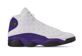 """湖人配色加持!全新的 Air Jordan 13""""Lakers"""" 不要忘记了"""