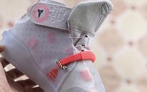 科比最新签名鞋再曝实物图!这款 Nike Kobe AD NXT FastFit 你期待吗?