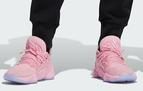 哈登最新签名鞋 Harden Vol.4 曝光!风骚的粉色有没有击中你的心?