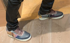 十月登场!Travis Scott x Air Force 1 也很出彩