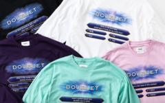 智力竞赛灵感!WISM x doublet 全新联名别注 T 恤系列正式登场