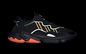 万圣节主题!酷似 Yeezy 500 的 adidas Ozweego 再释新配色