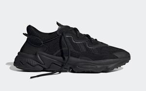 黑魂配色加持!全新的 adidas Ozweego 即将登场