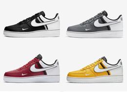 Nike 发布全新Air Force 1 系列,你会喜欢吗?