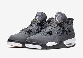 发售日期提前!你期待的 Air Jordan 4 酷灰就要回归了