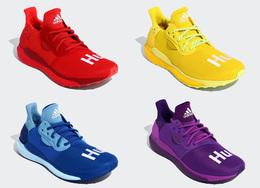 """有你喜欢的吗?菲董 x adidas Solar Hu Glide """"彩虹""""系列下月登场"""