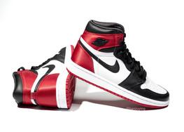 比预计更早发售,Air Jordan 1 丝绸黑脚趾八月来袭