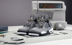 突袭发售!酷灰 Air Jordan 4 你抢到了吗?