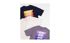 漸變 logo 設計!KITH 釋出新一周 Monday Program T 恤系列