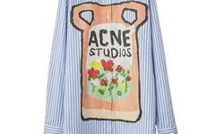 聞名于世的手繪陶罐圖樣!Acne Studios x Grant Levy-Lucero 膠囊系列登場