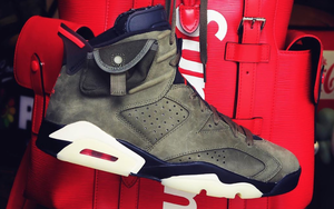 發售日期釋出?Travis Scott x Air Jordan 6 沖不沖?