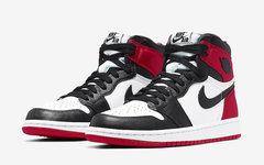 官图释出!丝绸黑脚趾 Air Jordan 1 在你八月入手名单吗?