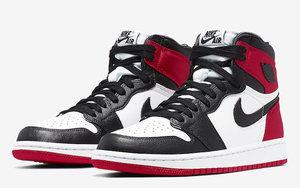 官圖釋出!絲綢黑腳趾 Air Jordan 1 在你八月入手名單嗎?