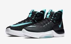 2019 全新籃球鞋款,Nike Zoom Rise 即將發售