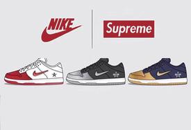 實物曝光,Nike x Supreme全新聯名款式九月發售