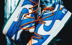 今年有望登場?OW x Futura x Nike 三方聯名你期待嗎?