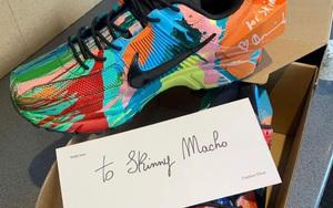 艺术气息爆棚的 ACW* x Nike Zoom Vomero +5 !这样的设计谁能拒绝?