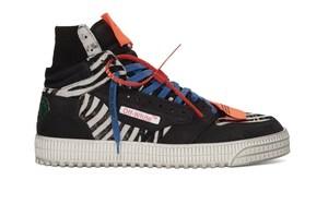 超酷解構設計!Off-White? 推出三款全新配色 Off-Court 3.0 運動鞋
