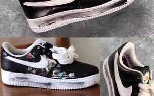 暗藏刮刮樂設計!權志龍 PEACEMINUSONE x Nike 聯名細節曝光