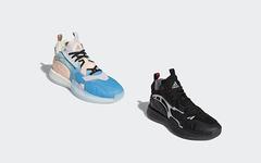 潮流感和实战性兼具!adidas Marquee Boost 2.0 来袭