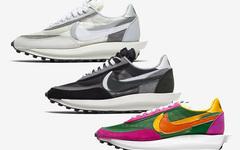 """跳票""""惯犯"""" 了,Sacai x Nike LDWaffle 发售日期再推迟!"""