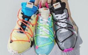 发售日期曝光!Off-White x Nike Vapor Street 你觉得怎么样?