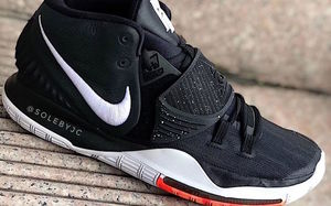 初次曝光!全新的 Nike Kyrie 6 即將來襲