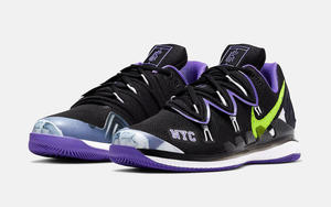 """又一款高顏值合體鞋!Zoom Vapor X Kyrie 5""""NYC"""" 下周登場"""